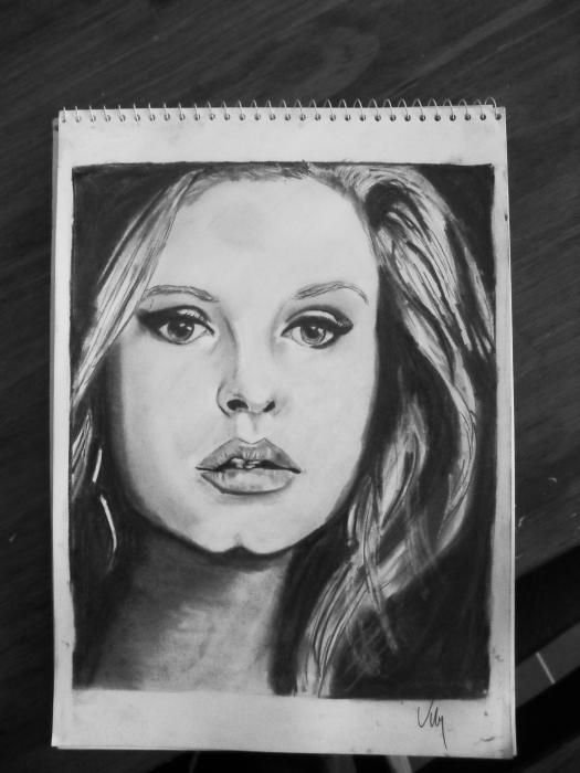 Adele by Moncs27